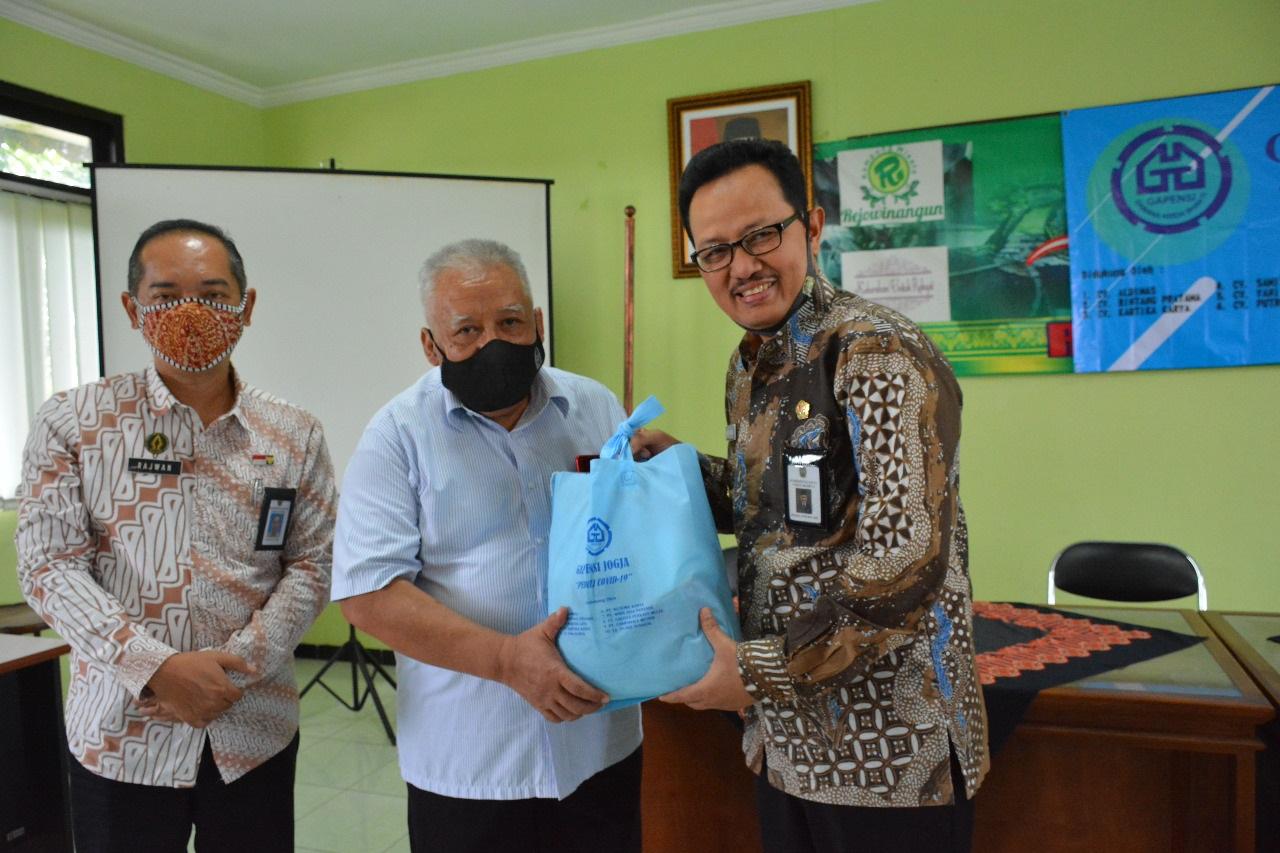 Wakil Walikota Yogyakarta Sebut Modal Sosial Penting Dalam Penanganan Covid 19
