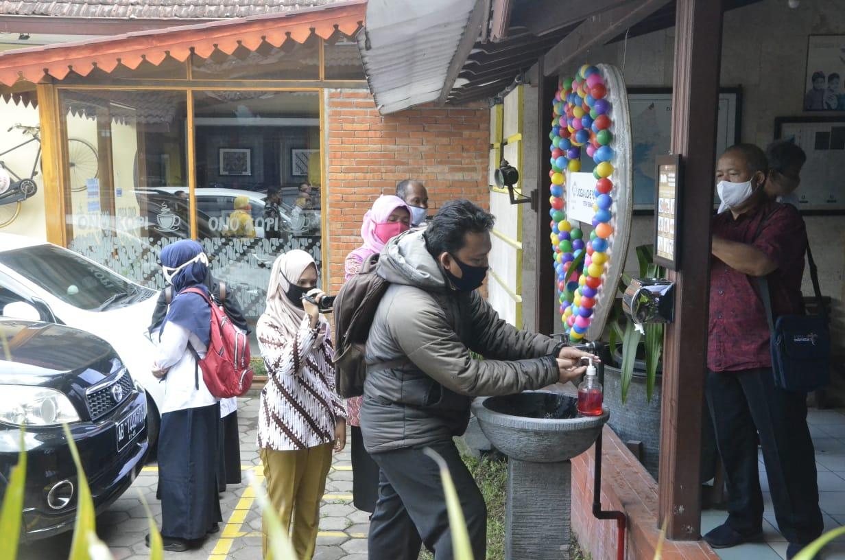 Pariwisata Kota Yogya Mulai Uji Coba New Protokol