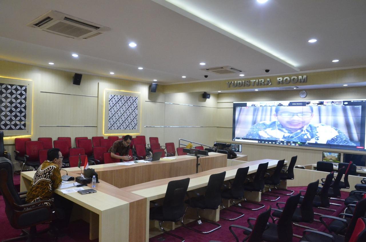 Wakil Walikota Jabarkan Strategi Penganggaran Covid-19 Kota Yogya