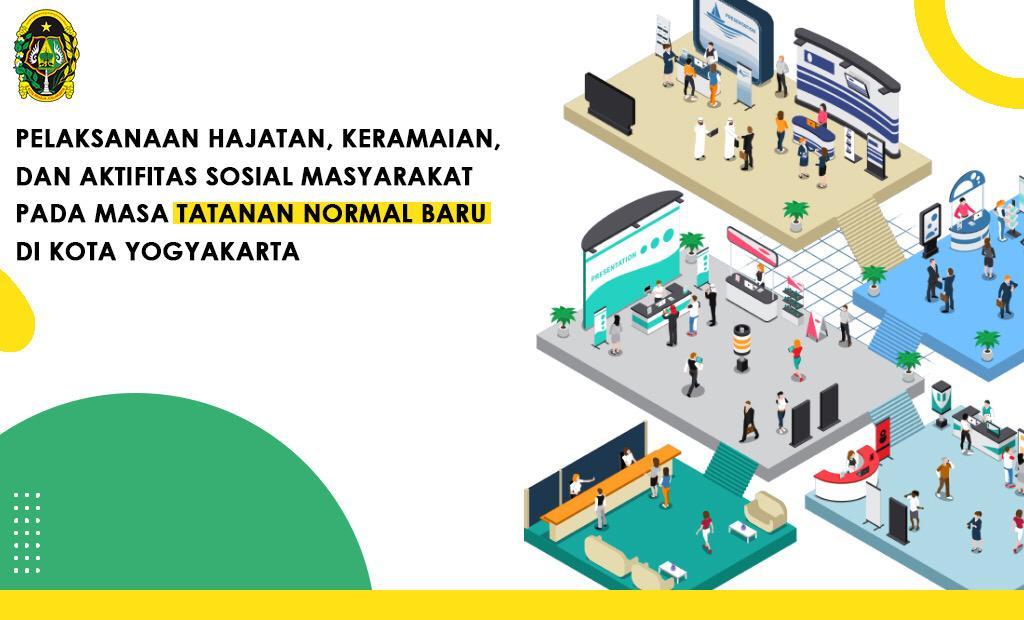 Pelaksanaan Kegiatan Hajatan, Keramaian, dan Aktifitas Sosial Masyarakat pada Masa Tatanan Normal Baru di Kota Yogyakarta