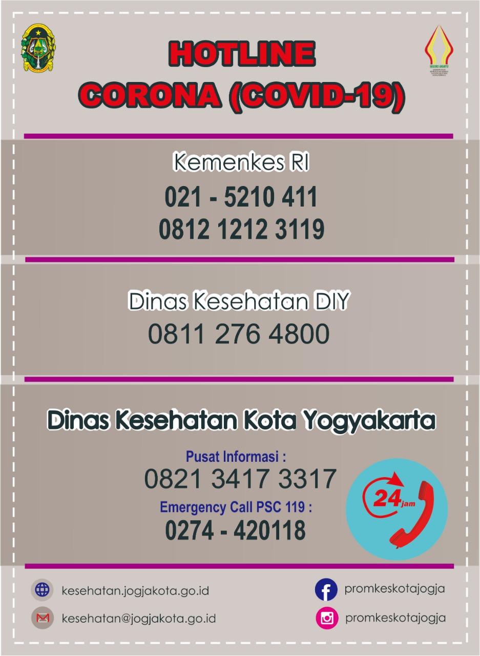 Hotline Corona (Covid-19)